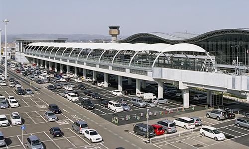 仙台空港外観